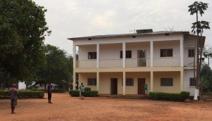 The C.PP.S. formation house in Guinea Bissau, which has one of the highest poverty rates in the world.